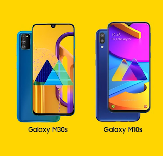 Galaxy M30s and M10s